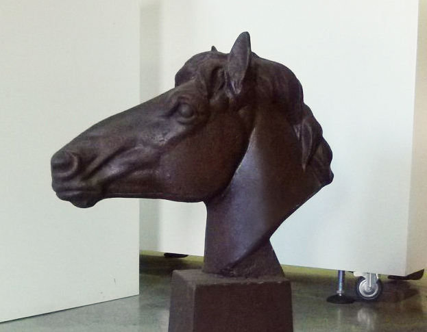 Cap de cavall